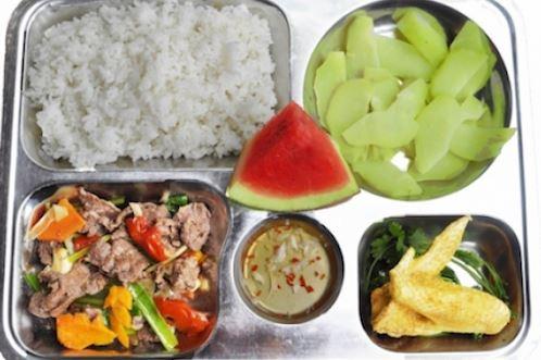 công ty cung cấp suất ăn công nghiệp tại Bắc Ninh 2