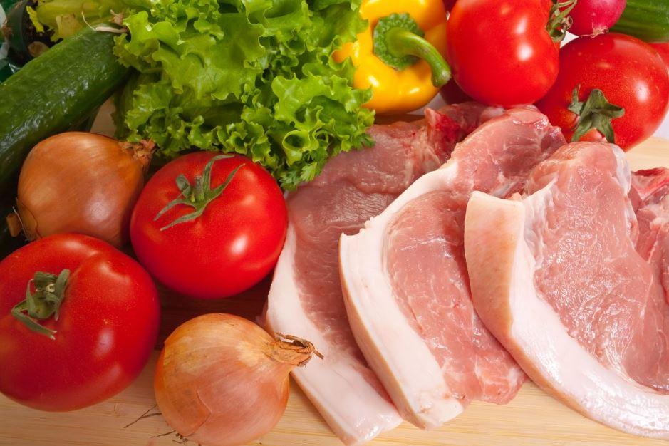 Thực phẩm sạch cho suất ăn công nghiệp
