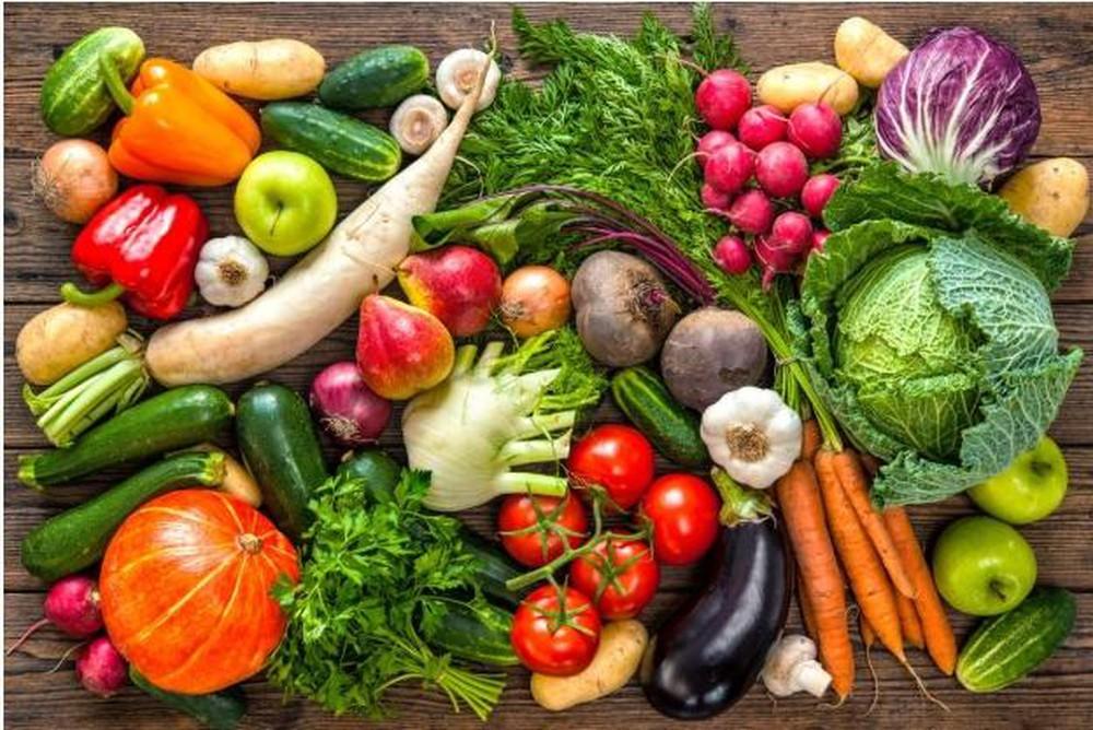 Bảo quản rau củ suất ăn tại trường học
