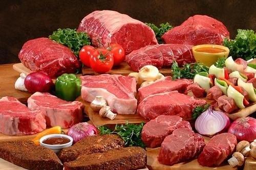bảo quản thịt cá suất ăn tại trường học