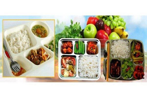 dịch vụ cung cấp suất ăn trường học Bắc Ninh