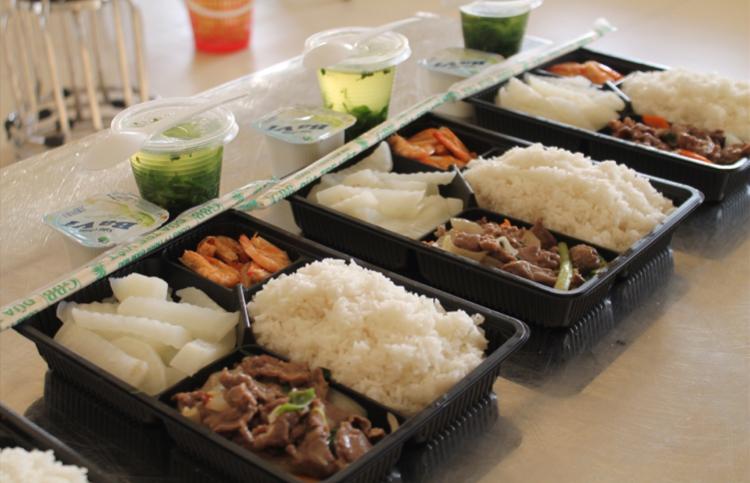 Suất ăn công nghiệp Quảng Nam