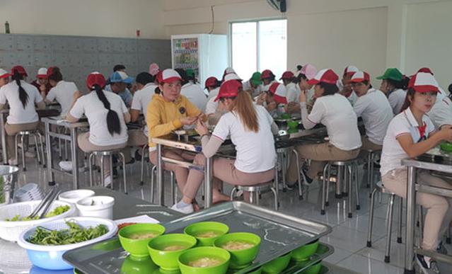 dịch vụ cung cấp suất ăn công nghiệp tại Quảng Ngãi