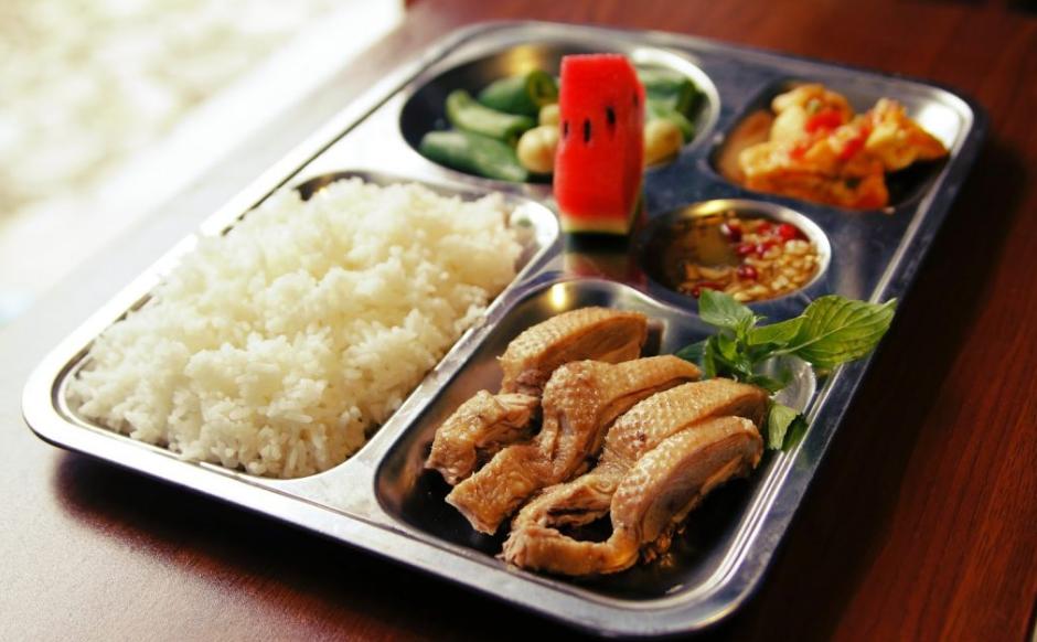 thực đơn suất ăn công nghiệp Quảng Ngãi