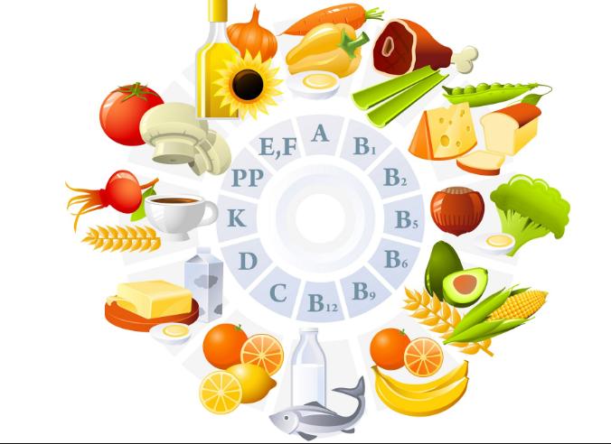 vai trò của vitamin và khoáng chất đối với cơ thể