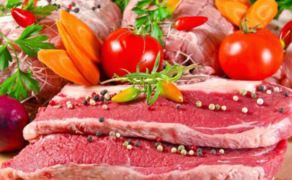 lựa chọn thực phẩm sạch cho suất ăn công nghiệp